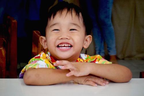 Dental Departures Team with Child Care in Bangkok